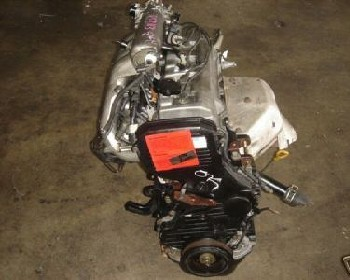 3sfe  Cylinder Engine For The 97 01 Toyota Camry