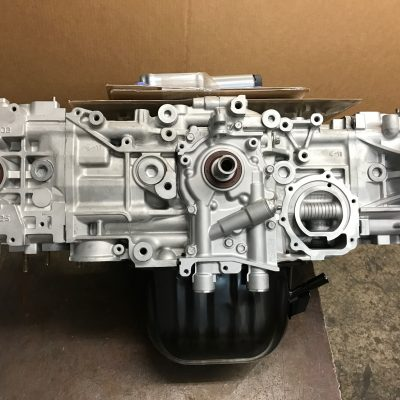 Rebuilt Subaru Engines