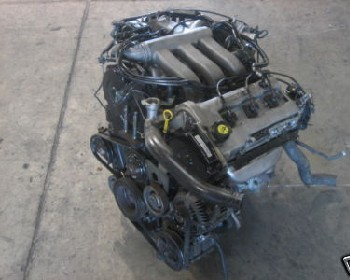 KLDE 2.5 170hp V6 engine