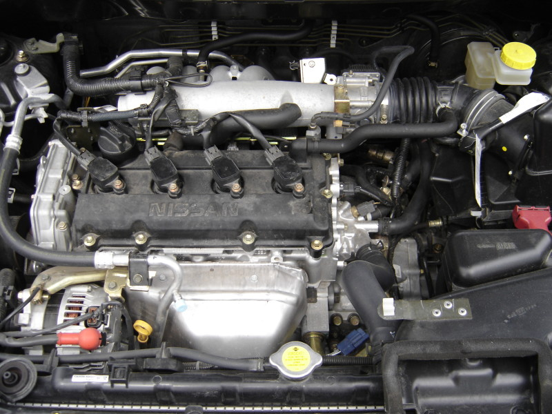 Nissan Qr De Motor E on Honda Civic Rebuilt Engines