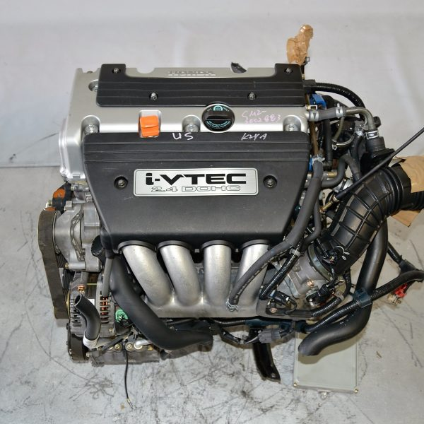 Low Mileage and Rebuilt Japanese Engines